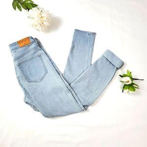 &denim by H&M Skinny High Waist Ankle Length Jeans